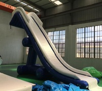 Factory supply yacht inflatable slide for great price