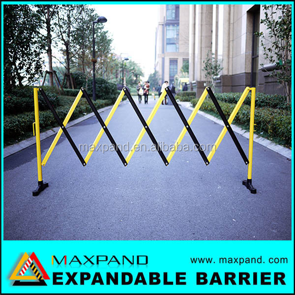 Cheap Subway Aluminum Portable Folding Safty Barriers