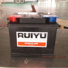 High quality 12v 80ah good price car battery quality N80MF car battery korea