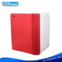 Sublimation leather flip PU phone case for iPad