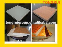 Cheap and good quality MDF( MELAMINE FACED MDF)