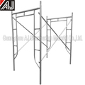 Tested Galvanized Frame Scaffolding System for Construction Formwork