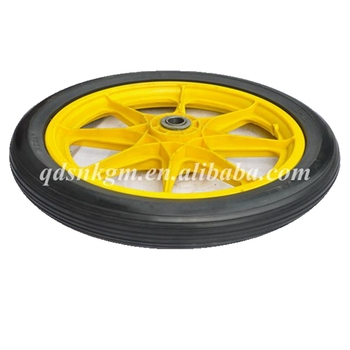Polyurethane Solid Children Bicycle Foam Tire
