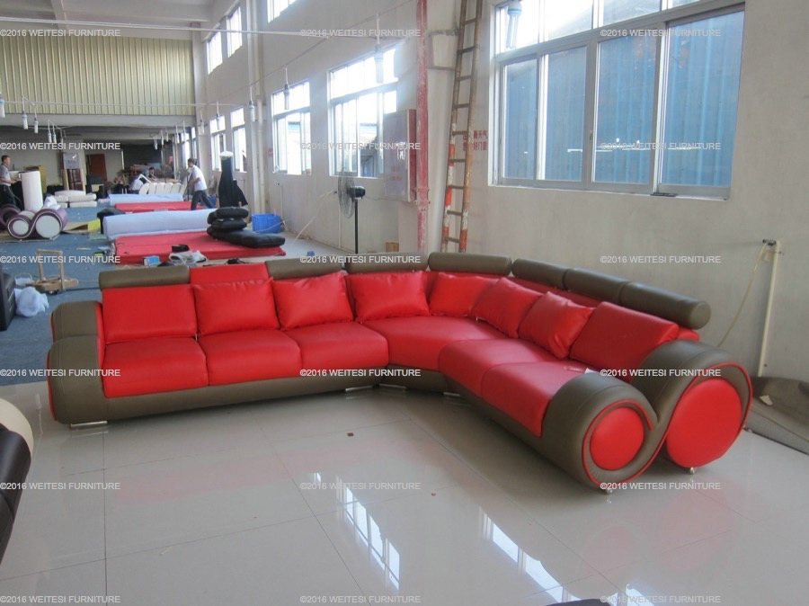 Good price florida style sofa furniture manufactured in China