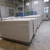 Non-porous acrylic solid surface sheet, granite slabs