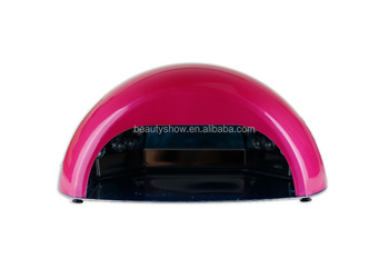 Newest exclusive launch excellent design 15w led uv nail lamp