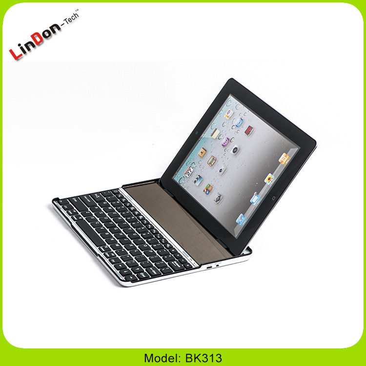 Solar Charger Bluetooth keyboards for ipad 2.3.4