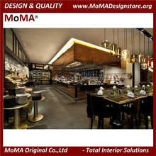 Total Interior Solutions/ High End Restaurant Furniture/ Restaurant Equipment