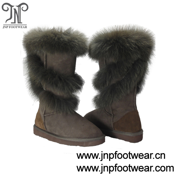 furry luxury women's boots