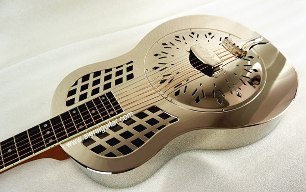 Economic and Reliable resonator steel guitar With Professional Technical Support