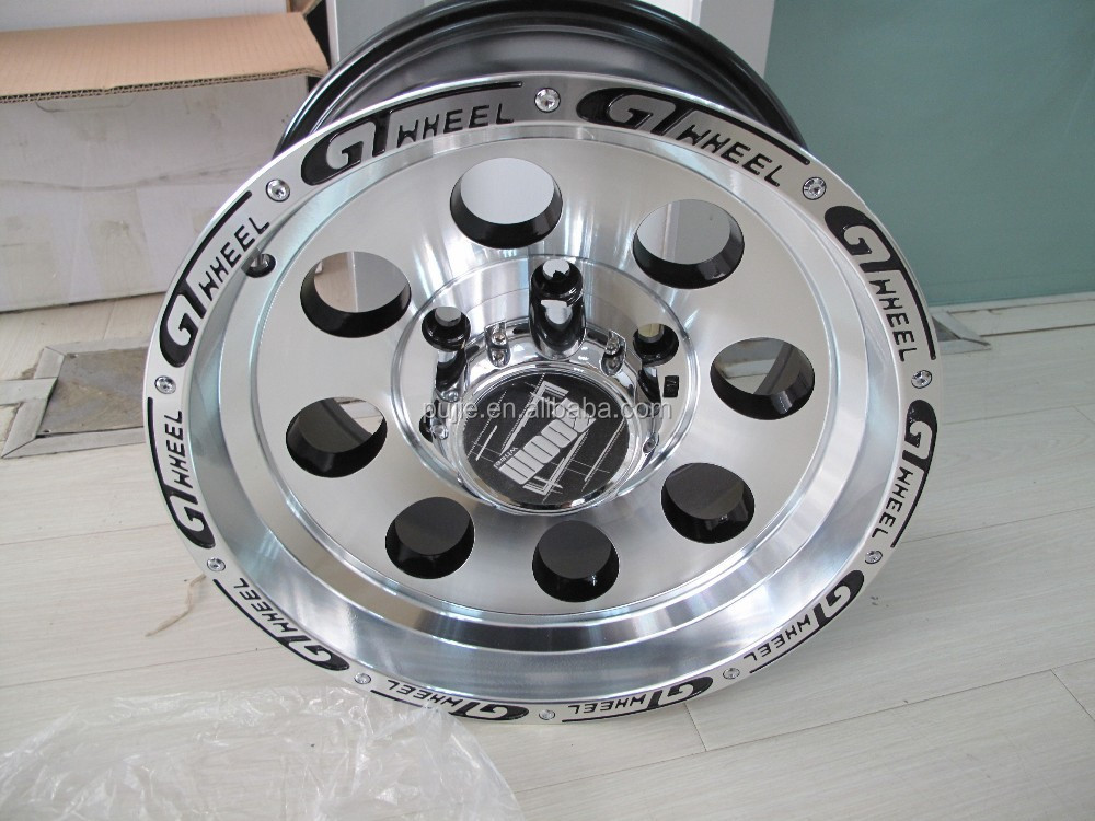 6x139.7 alloy wheel for trailer