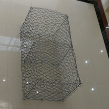 Custom size welded mesh gabion baskets for sale
