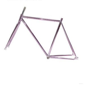 good quality and super light steel stainless road bike frame