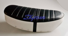 Skyteam Dax Tuning Parts--Seat Double Colour for honda skyteam dax skymax