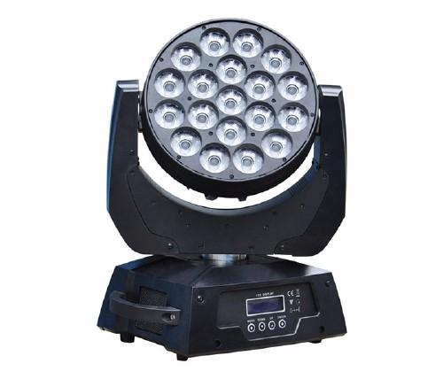 LED Moving Head 4in1 RGBW 19*15W