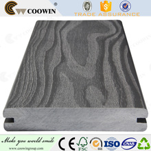 eco friendly feeling of wooden plastic compound floor joist