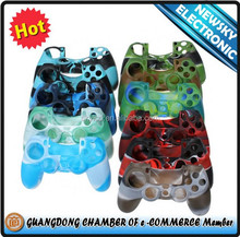 China supplier silicone protective cover case for ps4 joystick/ps4 controller
