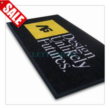 Multifunctional kids play ground print logo mat printed logo table food place mat napkin