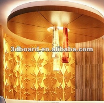 5 Architectural Wall Panels Interior Decorative Wall Panel For Interior With Plant Fiber Material View