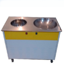 ice maker fried ice cream machine/ frying ice pan machine