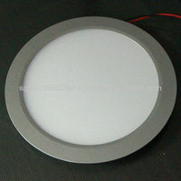 4inches 8w round led panels light factory