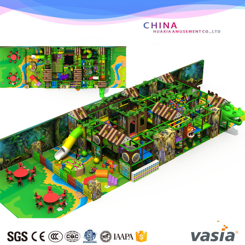 children indoor jungle theme playground project for commercial plays items