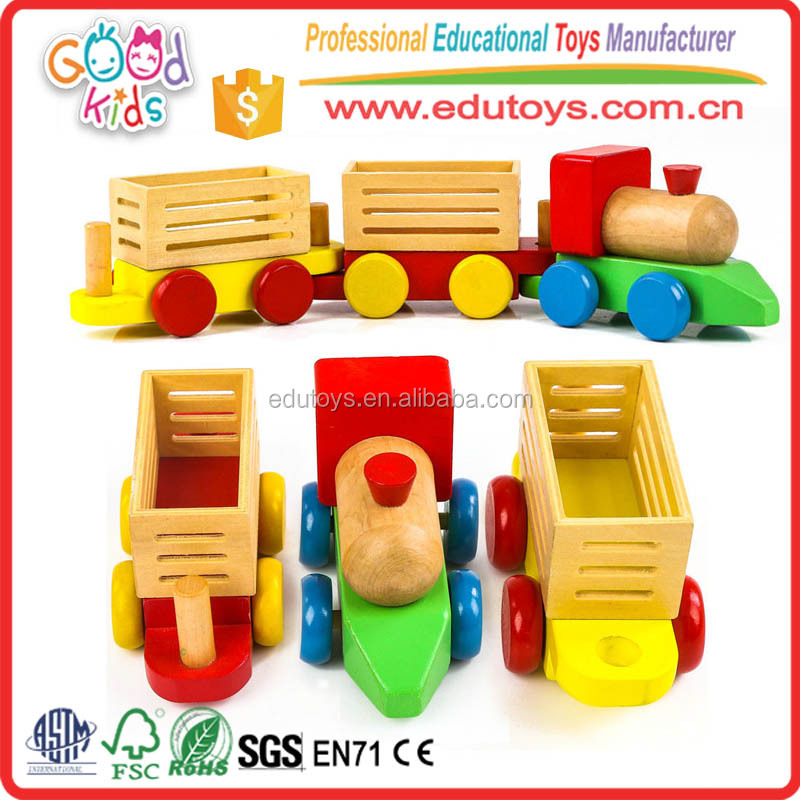 Educational Toys Brands : Years old boy s brand new educational wooden kids train