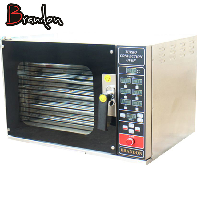 Combination Reflow Toaster Oven Commercial Electrical Convection Steam Oven