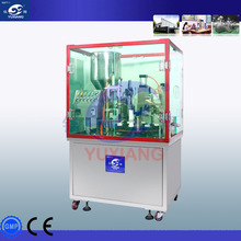 stainless steel plastic tube filling and sealing machine with inner heating sealing