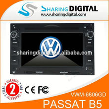stereo with audio/video with Chipset SIRF STAR III car DVD with gps for VW Sharan