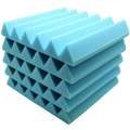bulk cheap polyurethane foam pyramid soundproof foam