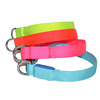 2017 Nylon adjustable Sailor Stripe LED Pet Dog Collar 3 size for Large and Small Dogs Puppy LED Flashing Safety clip Collar
