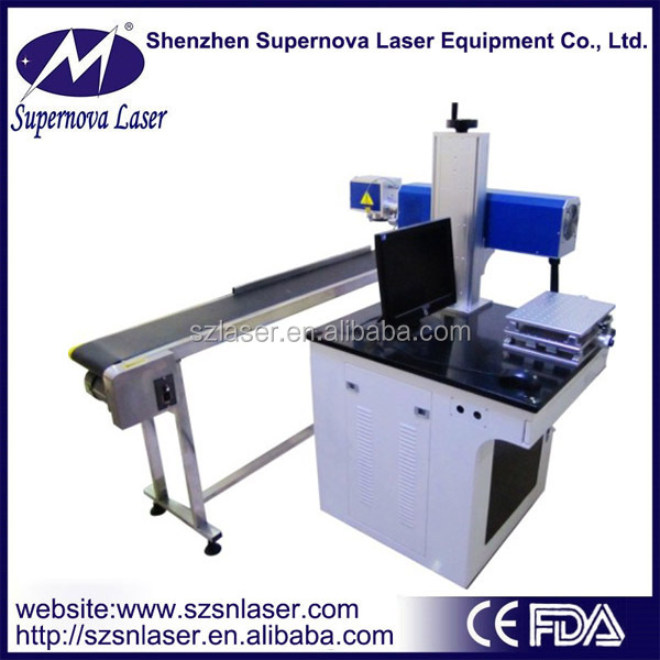 Non Metals CO2 Marking Laser Machines