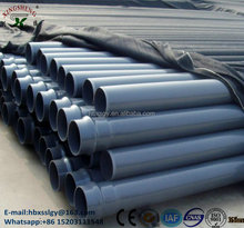 Plastic pipe for PVC water tube