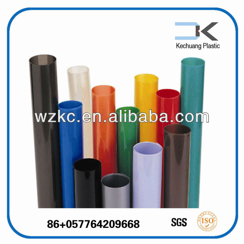 Different Thickness Colorful Hard polypropylene/ pp sheet