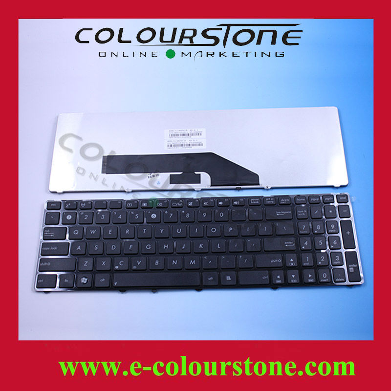 US With Frame Backlight Keyboard For Laptops For Asus K50