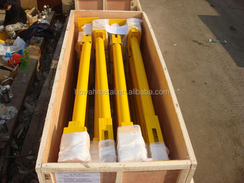 Cathodic protection test piles