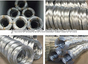 Q195, Q235 High Quality Galvanized Iron Wire