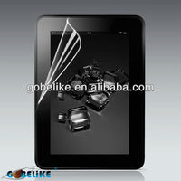 Ultra clear PET screen protector for Amazon kindle fire hd 7.0 screen guard PayPal available