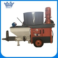 Automatic Wall Plastering Machine/cement mortar spray machine/automatic rendering machines