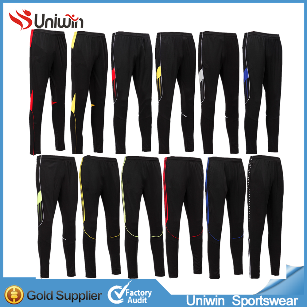 Wholesale Price Football Pants New Style High Quality Soccer Club Tracksuit