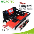 Hot selling lanyard heat press machine lanyard transfer machine lanyard printing machine