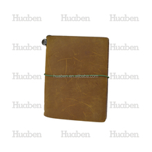 Real leather personal Diary