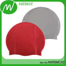 Hot Selling Waterproof Swim Caps Silicone