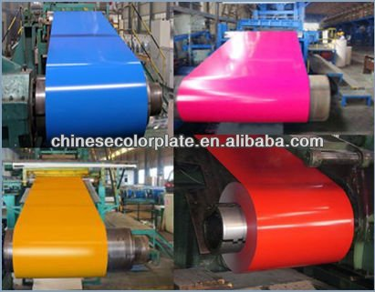 FULL HARD PPGL Steel Coil