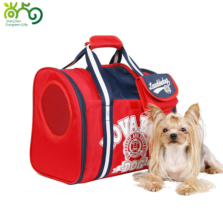 Outdoor pet carrier for dog custom