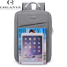 Chuanye Slim Business Water proof 15.6 Anti-Theft Backpack Laptop Bags Backpack