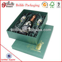 High Quality Wine Box Gift Set