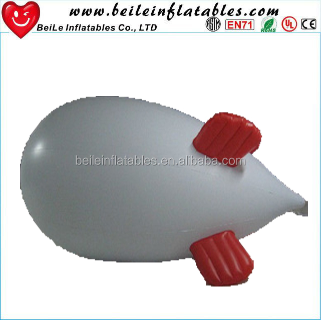 Most attractive inflatable outdoor blimp customized design