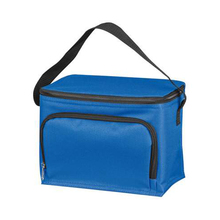 Wholesale custom polyester lunch bag school kids small cooler bag